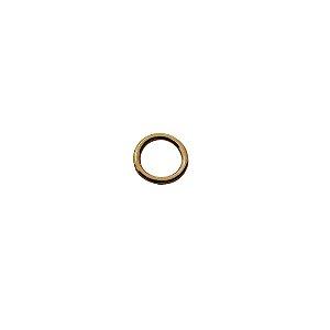 ARGOLA 02 - OURO - 100 UND