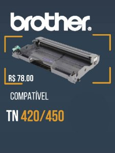 FOTOCONDUTOR BROTHER DR410/DR420/DR450