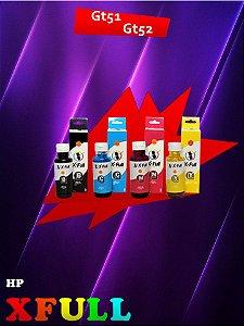 Refil Tinta Para GT51 Preto + GT52 Color Para GT 5822