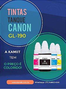 Tinta Bulk Ink para Canon GL 190