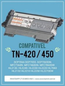 BROTHER TN450 / TN420