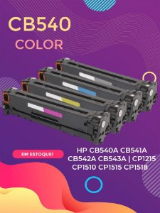 HP CB540A CB541A CB542A CB543A | CP1215 CP1510 CP1515 CP1518