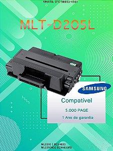 SAMSUNG MLT-D205 MLT-D205L | ML3310 SCX4833 ML3310ND SCX4833FD