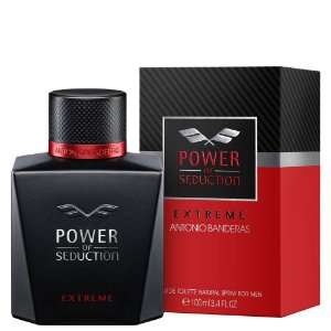 PERFUME ANTONIO BANDERAS POWER OF SEDUCTION EXTREME MASCULINO EAU DE TOILETTE