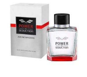 PERFUME ANTONIO BANDERAS POWER OF SEDUCTION MASCULINO EAU DE TOILETTE