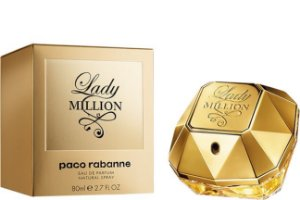 PERFUME PACO RABANNE LADY MILLION FEMININO EAU DE PARFUM