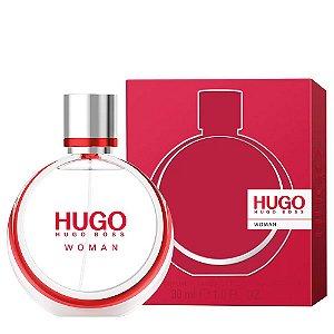PERFUME HUGO BOSS WOMAN FEMININO EAU DE PARFUM 30 ML