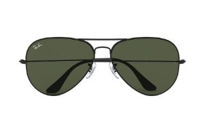 ÓCULOS DE SOL RAY-BAN AVIATOR LARGE METAL II RB3026L L2821 62