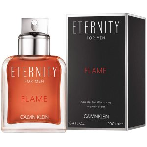 PERFUME CALVIN KLEIN ETERNITY FLAME EAU DE TOILETTE MASCULINO