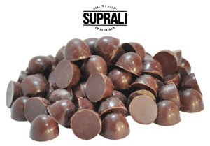 Drops de chocolate 70% cacau (200g)