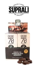 Caixa 12 unidades Cacao 70 (420g)