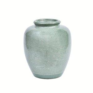 Vaso Cerâmica Celadon P