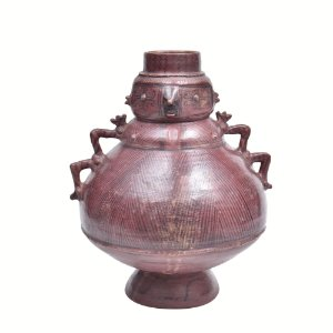 Vaso cerâmica Marajoara Paraense