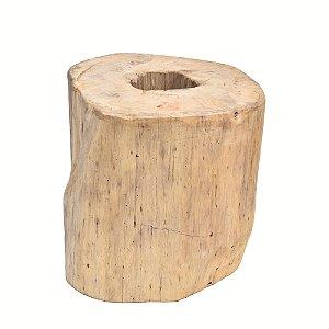 Garden seat de madeira