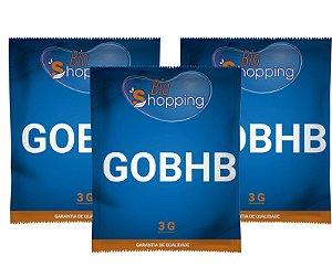 2 Go BHB™ 3g (30 Sachês cada) e ganhe mais 30 sachês - Bioshopping