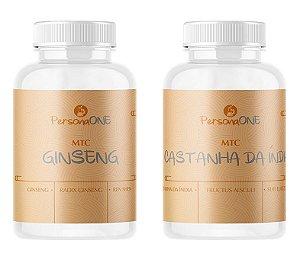 Ginseng + Castanha