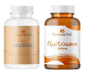 Quitosana + Ginseng