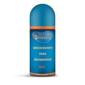 Desodorante para Bromidrose 60ml - Bioshopping