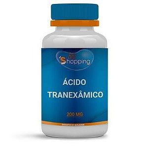 Ácido Tranexâmico 200mg - Bioshopping