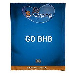Go BHB™ 3g  (30 Sachês) - Bioshopping