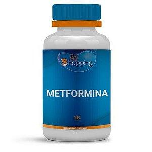 Metformina 1g - Bioshopping