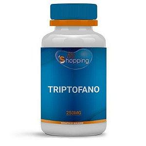 Triptofano 250mg - BioShopping