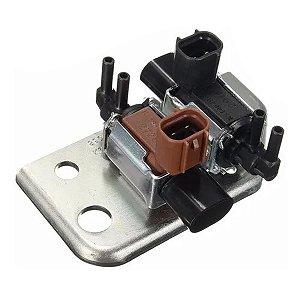 Kit Combo Válvula Solenoide Turbina Marrom E Preta Para Modelos L200 Hpe 2.5 2.8 Pajero MR577099 / K5T81289