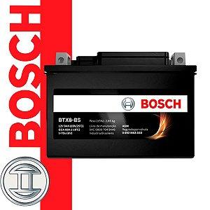 Bateria de Moto BOSCH BTX8-BS