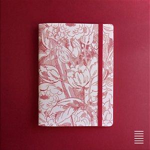 Caderno Traço em Flor