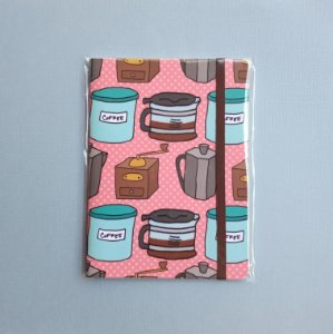 Caderno Coffee Maker