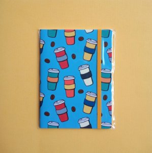 Caderno Coffee to Go