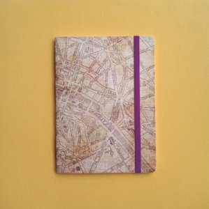Caderno Paris