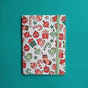 Caderno Noite Feliz
