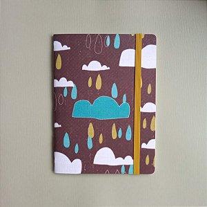 Caderno Chuva