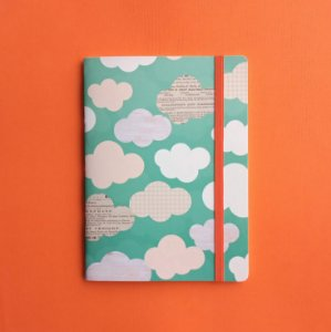 Caderno Nuvens