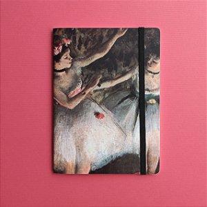"""Caderno Degas """"Ensaio"""""""