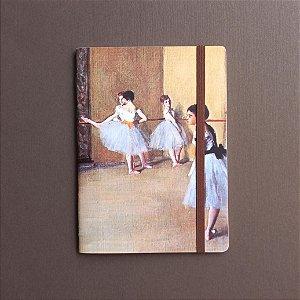 "Caderno Degas ""Aula"""