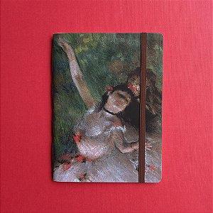 """Caderno Degas """"Florista"""""""