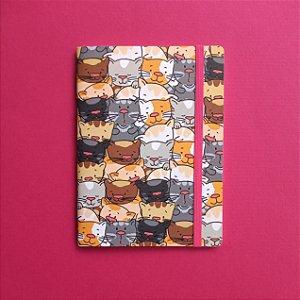 Caderno Gataria