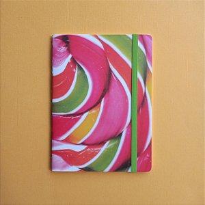 Caderno Pirulito
