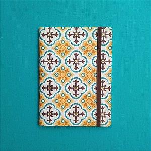 Caderno Ladrilho