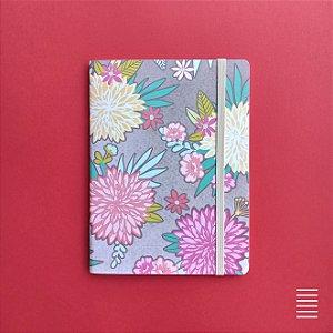 Caderno Crisântemo