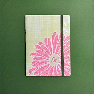 Caderno Em Flor