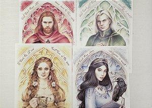 Hogwarts Fundadores | Prints