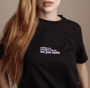 Camiseta Imperfeita