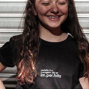 Camiseta Infantil Imperfeita