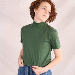 Camiseta Love-se verde