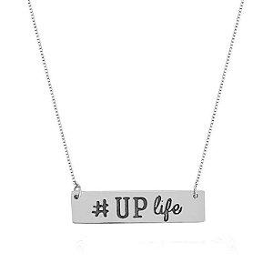 COLAR #UPLIFE - PRATA 925
