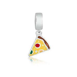 BERLOQUE FATIA DE PIZZA - PRATA 925