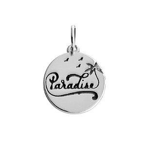 PINGENTE PARADISE - PRATA 925